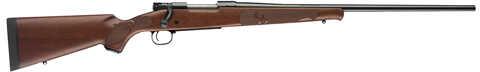 "Winchester Model 70 Featherweight 270 Winchester Short Magnum  24"" Barrel  3 Round  Walnut  Stock Bolt Action Rifle   535200264"