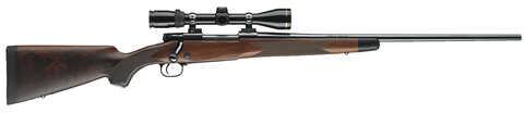 "Winchester Model 70 Super Grade 270 Winchester 24"" Barrel 5 Round Walnut Stock Bolt Action Rifle 24535203226"