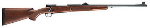 "Winchester Model 70 Safari Express 375 H&H Magnum 24"" Barrel 3 Round Grade I Walnut Bolt Action Rifle 535204161"