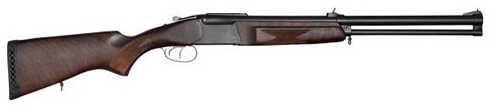 "USSG MP94 Combo 12 Gauge/30-06 Springfield 19.7"" Barrel Single Shot Walnut Blued Over/Under Shotgun/Rifle 489338"