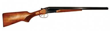 """USSG MP220 SXS 20 Gauge Shotgun 20"""" Barrel Double Triggers Extractor 489696"""