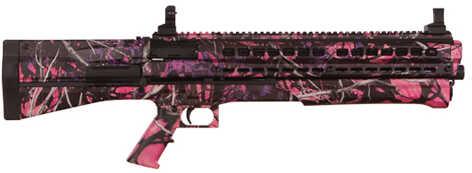 """UTAS UTS-15 12 Gauge Shotgun 18.5"""" Barrel 3"""" Chamber 15 Round Muddy Girl Pump Action Shotgun PS1MG1"""