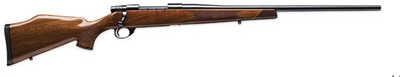 "Weatherby Vanguard DLX 30-06 Springfield 24"" #2 High Luster Blued Metal Barrel High Gloss Walnut Stock Bolt Action Rifle VGX306SR4O"