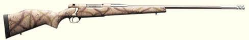 "Weatherby Mark V Terramark   Range Certified 300 Winchester Magnum 26"" Barrel 3 Round Desert Camo Stock Bolt Action Rifle ADM300NR6O"