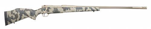 "Weatherby Mark V Arroyo RC 257 Weatherby Magnum 3 Round 26"" Barrel Cerakote Desert Tan Kuiu Vias Camo Stock Bolt Action Rifle AYM257WR6O"