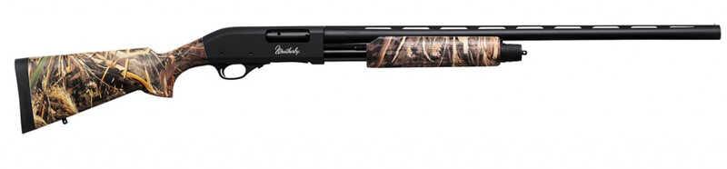 "Weatherby PA-08 Waterfowler Realtree Max-5 camo Pump-Action Shotgun 12 Gauge 28"" Barrel 4 Round PA08M51228PGM"