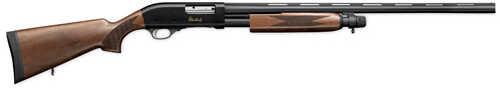 "Weatherby PA-08 Upland 20 Gauge 28"" Barrel 3"" Chamber Blued Walnut Pump Action Shotgun PA08U2028PGM"