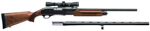 "Weatherby PA-08 Upland Combo 12 Gauge 24""/28"" Barrel 3"" Chamber 4 Round Pump Action Shotgun PA08UL1224PGM"