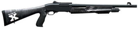 "Weatherby PA459 TR 12 Gauge 18.5"" Barrel 3"" Chamber 5 Round Kryptek Typhon Pump Action Shotgun PA459K1219PGM"