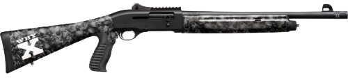 "Weatherby SA-459 Black Reaper Semi Automatic Shotgun 12 Gauge 5 Rounds 18.5"" Barrel SA459S1219PGM"