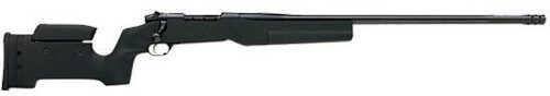 "Weatherby Mark V TRR Custom Magnum 338-378 Weatherby Magnum 28"" Barrel 2 Round Tactical Stock Black Bolt Action Rifle TRSM333WR8B"