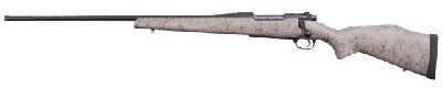 """Weatherby 300 Weatherby Magnum Mark V Ultra Lightweight Bolt Left Handed 28"""" Barrel 3 Rounds Black Web Bolt Action Rifle UTM300WL8B"""