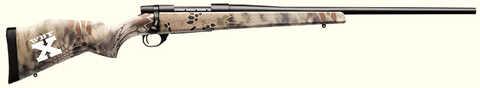 """Weatherby Vanguard 2 223 Remington 24"""" Barrel Kryptek Highlander Bolt Action Rifle VHL223RR4O"""