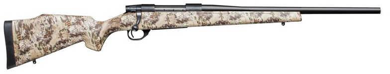 "Weatherby WBY-X Vanguard 2 308 Winchester 22"" #3 Contoured Barrel 5+1 Rounds Kryptek Highlander Threat Response Reduced Camo Bolt Action Rifle VXH308NR2O"