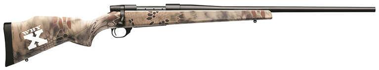 "Weatherby Vanguard WBY-X 308 Winchester  24"" Barrel  4 Round Kryptek Highlander Camo Stock  Bolt Action Rifle  VXK308NR4O"