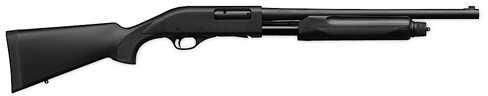 "Weatherby WBY PA-08 TR 20 Gauge Shotgun 18.5"" Barrel 3"" Chamber Matte Black Chrome Receiver Synthetic Home Defense PA08TR2019PGM"