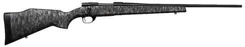 "Weatherby Vangard 223 Remington 24 "" Blued Barrel Reaper Hog Camo Synthetic Stock Bolt Action Rifle VSK223RR4O"