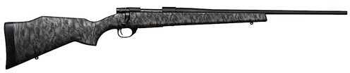 """Weatherby Vanguard 308 Winchester 24"""" Blued Barrel Synthetic Hog Reaper Black Stock Bolt Action Rifle VSK308NR4O"""