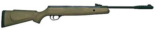 "Webley & Scott Value Max .22 17.7"" Barrel Single Shot Break Open Spring Green Air Rifle WRVMG22FAC"