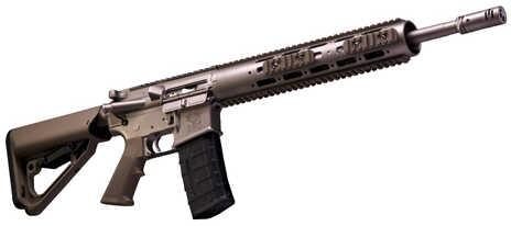 "WMD Guns Dirty Beast 5.56 NATO 16"" Barrel 30 Round NiB-X Nickel Boron Flat Dark Earth Semi Automatic Rifle NIBX556Flat Dark Earth"
