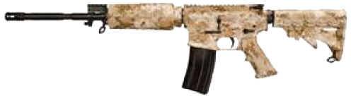 "Rifle Windham Weaponry Windham SRC SA 223 Rem/5.56 NATO 16"" 30+1 Bounty Hunter MOE/Black R16M4FTTBH"