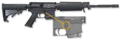 "Windham Weaponry AR 15 SRC 223 Remington 16"" M4 Adjustable Stock CA Compliant 10 Round Semi Automatic Rifle R16M4FTTCA"
